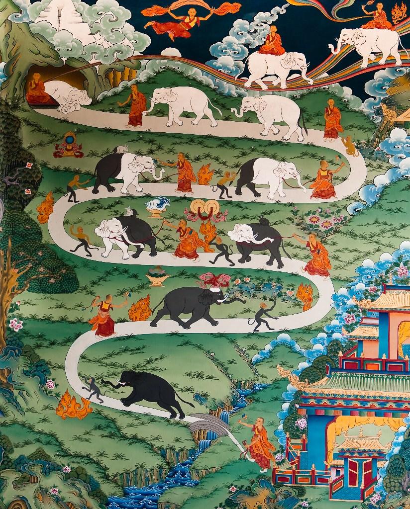 ריכוז והתעוררות פנימית על פי הבודהיזם הטיבטי
