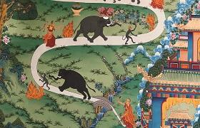 ריכוז והתעוררות פנימית לפי הבודהיזם הטיבטי