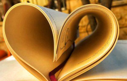 סדנת כתיבה – לפתוח בשמחה!