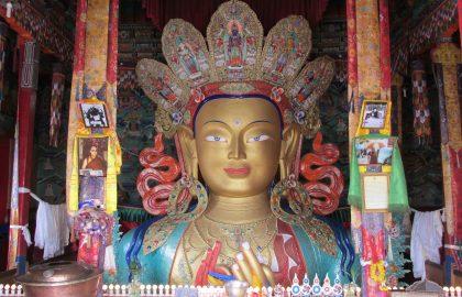 בודהא מספר על אהבה