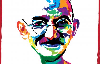 מהטמה גנדי- שלטון עצמי