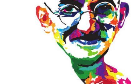 שלטון עצמי לפי גנדי