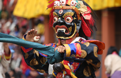 """המסע שמעבר – חיים ומוות עפ""""י הבודהיזם הטיבטי"""