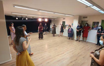 תערוכה ׳המסע לאיתקה׳ 5.9, סניף תל אביב